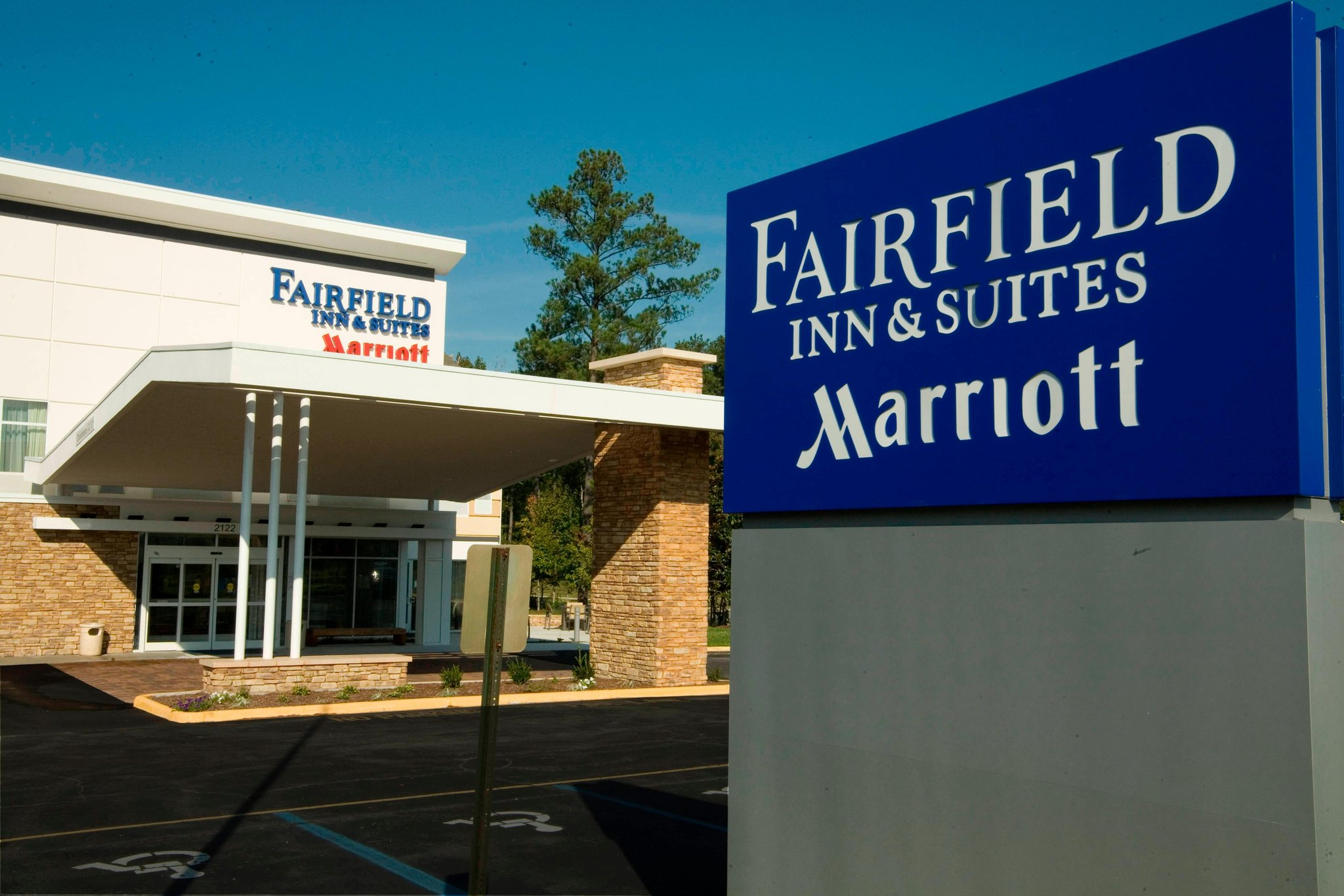 Fairfield Inn and Suites by Marriott Chesapeake Suffolk