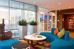 Lobby - Fairfield Inn & Suites by Marriott West Chesapeake