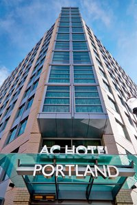 Exterior view - AC Hotel by Marriott Downtown Portland