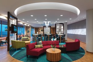 Lobby - SpringHill Suites by Marriott Mount Lebanon