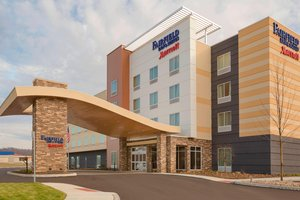 Exterior view - Fairfield Inn & Suites by Marriott Airport Pittsburgh