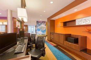Conference Area - Fairfield Inn & Suites by Marriott Airport Pittsburgh