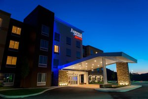 Exterior view - Fairfield Inn & Suites by Marriott Cambridge