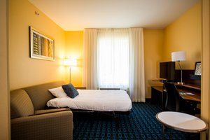 Suite - Fairfield Inn & Suites by Marriott Cambridge