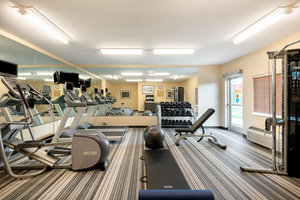 Fitness/ Exercise Room - Candlewood Suites Rocky Mount