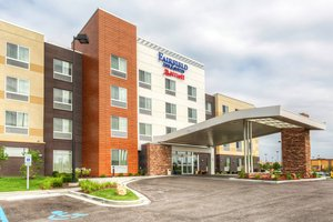 Exterior view - Fairfield Inn & Suites by Marriott Wentzville