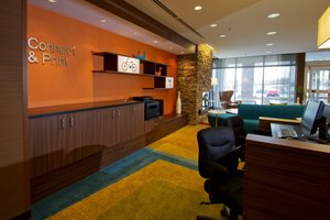 Conference Area - Fairfield Inn & Suites by Marriott Wentzville