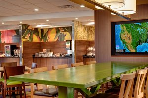 Restaurant - Fairfield Inn & Suites by Marriott Wentzville