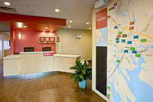 Map - TownePlace Suites by Marriott Wareham