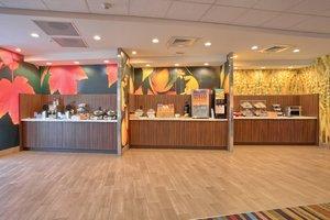 Restaurant - Fairfield Inn & Suites by Marriott Reading
