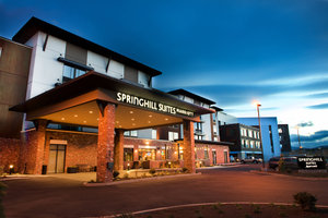 Exterior view - Springhill Suites by Marriott Bend