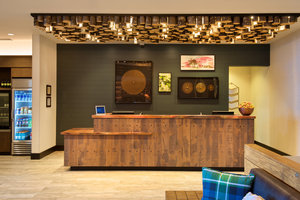 Lobby - Springhill Suites by Marriott Bend