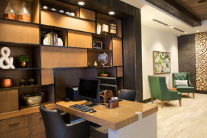 Conference Area - Springhill Suites by Marriott Bend