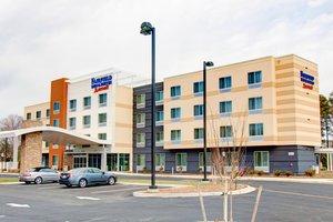 Exterior view - Fairfield Inn & Suites by Marriott Rehoboth Beach