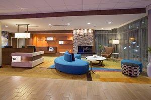 Lobby - Fairfield Inn & Suites by Marriott Burlington
