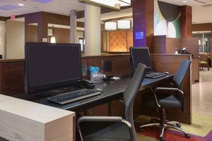 Conference Area - Fairfield Inn & Suites by Marriott Burlington