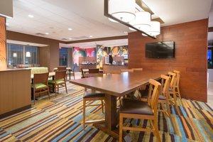Restaurant - Fairfield Inn & Suites by Marriott Burlington