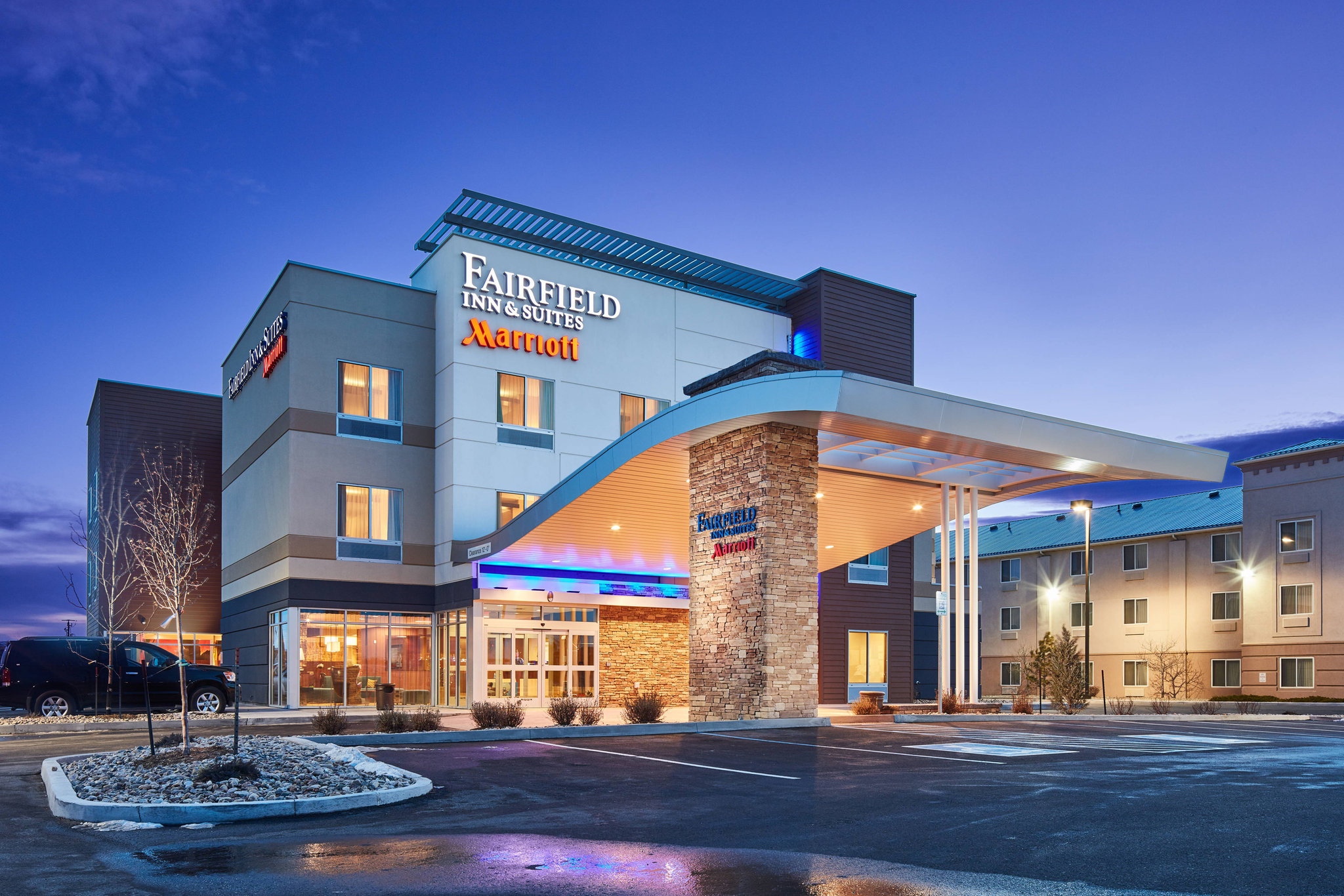 Fairfield Inn & Suites Rawlins