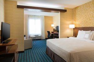 Suite - Fairfield Inn & Suites by Marriott Folsom