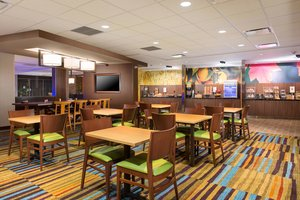 Restaurant - Fairfield Inn & Suites by Marriott Folsom