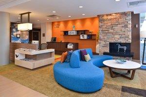 Lobby - Fairfield Inn & Suites by Marriott Sacramento Airport Woodland