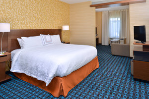 Suite - Fairfield Inn & Suites by Marriott Sacramento Airport Woodland