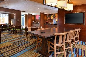 Restaurant - Fairfield Inn & Suites by Marriott Sacramento Airport Woodland