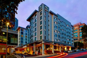 Exterior view - AC Hotel by Marriott Downtown Bellevue