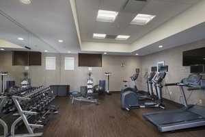 Fitness/ Exercise Room - Holiday Inn Hotel & Suites Biltmore Asheville