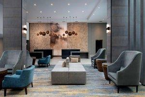 Lobby - Delta Hotel by Marriott Everett