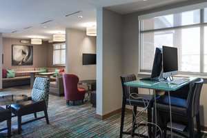 Conference Area - Residence Inn by Marriott Bossier City