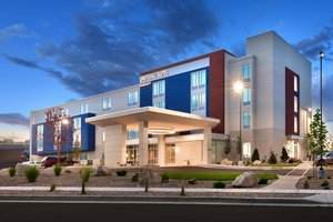 Exterior view - SpringHill Suites by Marriott South Jordan