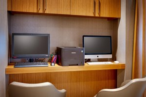 Conference Area - SpringHill Suites by Marriott South Jordan