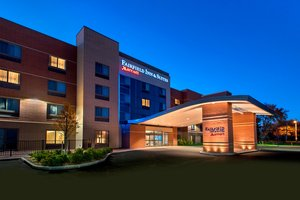 Exterior view - Fairfield Inn & Suites by Marriott East Syracuse
