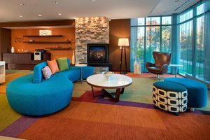 Lobby - Fairfield Inn & Suites by Marriott East Syracuse