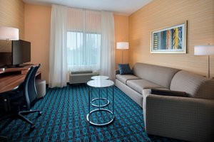 Suite - Fairfield Inn & Suites by Marriott East Syracuse