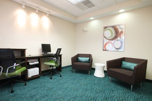 Conference Area - SpringHill Suites by Marriott Tulsa