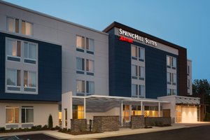Exterior view - SpringHill Suites by Marriott Tuscaloosa