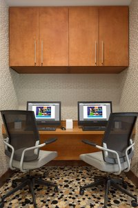 Conference Area - SpringHill Suites by Marriott Tuscaloosa