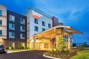 Exterior view - Fairfield Inn & Suites by Marriott Johnson City