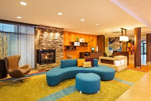 Lobby - Fairfield Inn & Suites by Marriott Johnson City