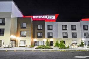 Exterior view - Towneplace Suites by Marriott Cranbury