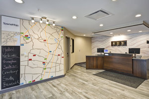 Lobby - Towneplace Suites by Marriott Cranbury
