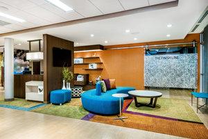 Lobby - Fairfield Inn & Suites by Marriott Van