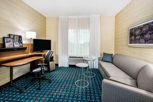 Suite - Fairfield Inn & Suites by Marriott Van
