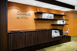 Conference Area - Fairfield Inn & Suites by Marriott Van
