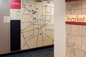 Map - TownePlace Suites by Marriott Texarkana