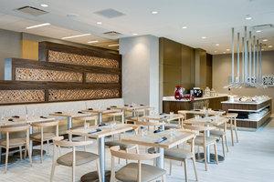 Restaurant - AC Hotel by Marriott National Harbor