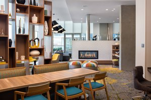Lobby - Residence Inn by Marriott Navy Yard DC