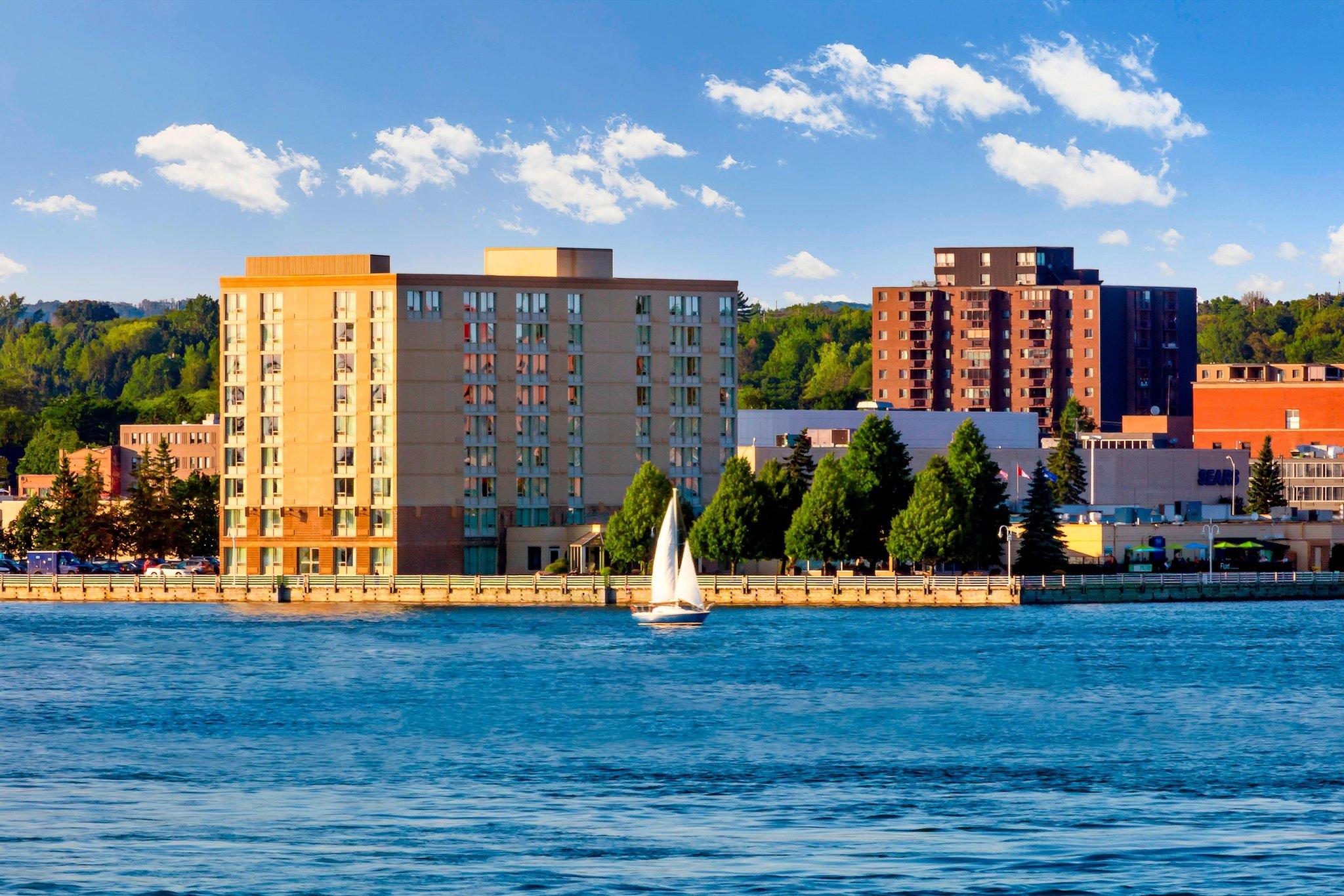 Delta Hotels by Marriott Sault Ste Marie Waterfront Hotel